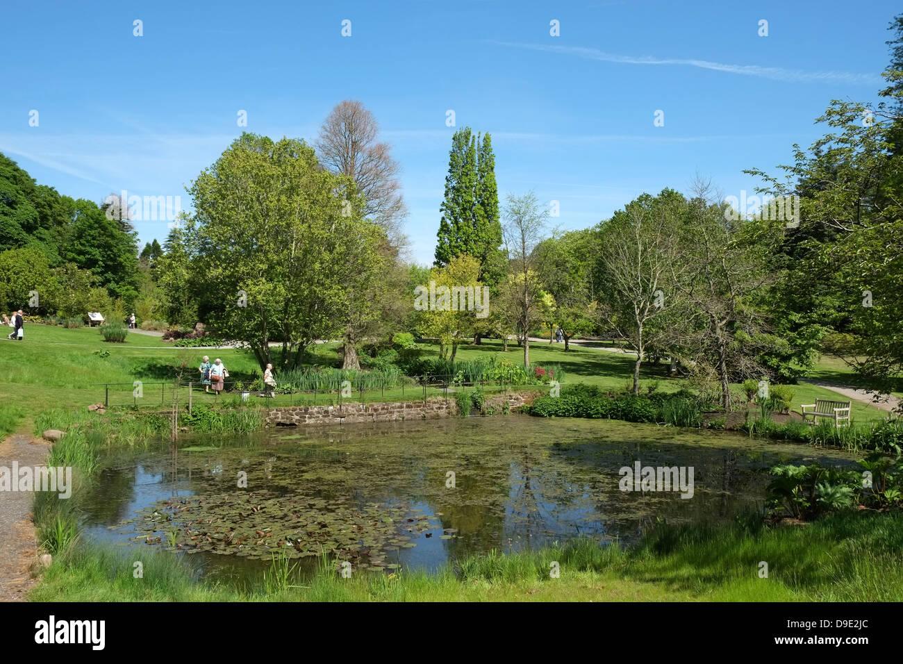 uk cheshire ness botanic gardens stock photo royalty free image 57472420 alamy