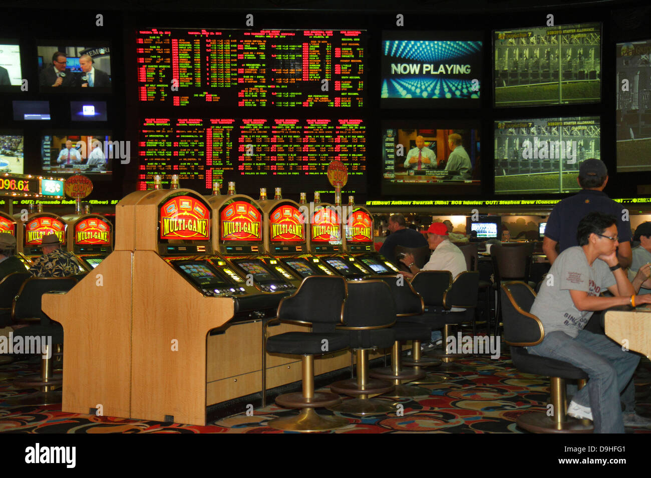 odds in las vegas casino