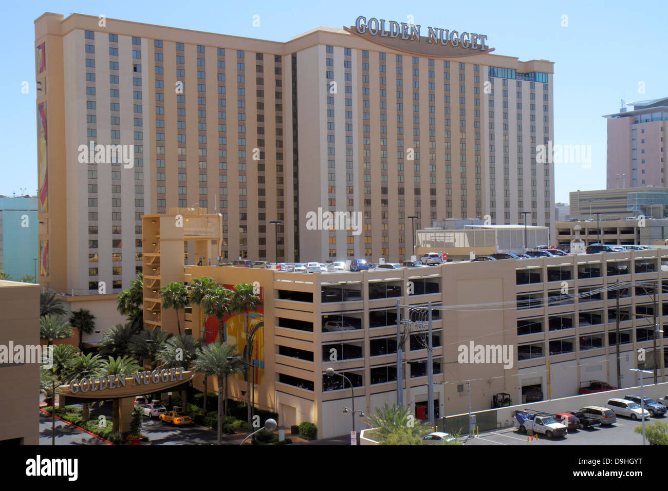 las vegas casino with free parking