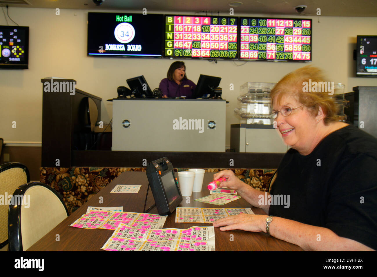 playing bingo in las vegas