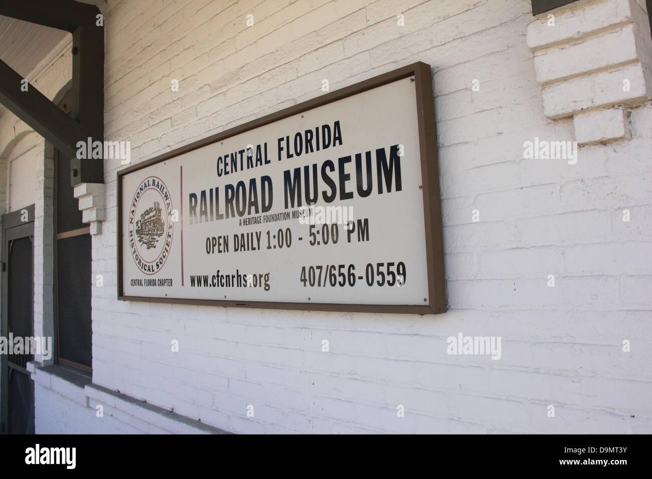 central florida railroad museum winter garden orange county