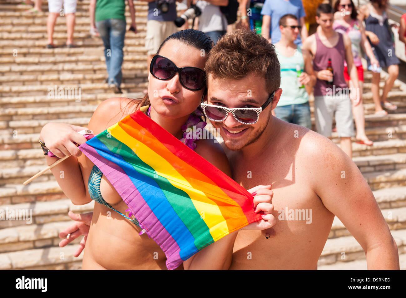 Gay barcelona escort