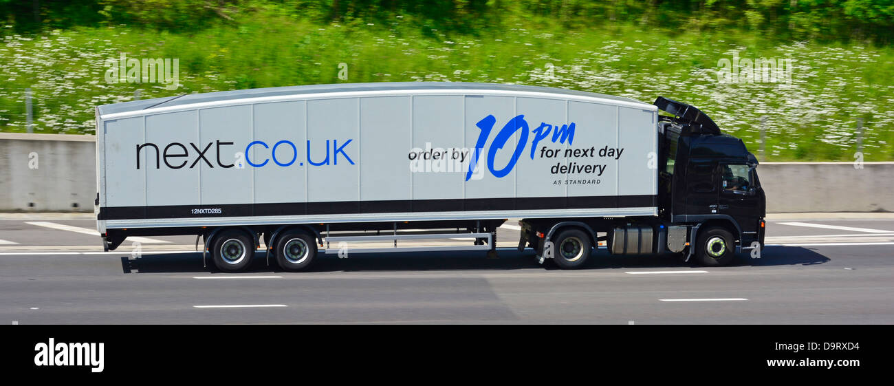 Store Delivery Next day delivery to store is available 7 days per week on orders placed before midnight. Next day delivery will not apply to orders placed after midnight, on a bank holiday or during a sale period and is subject to stock, courier area and availability.