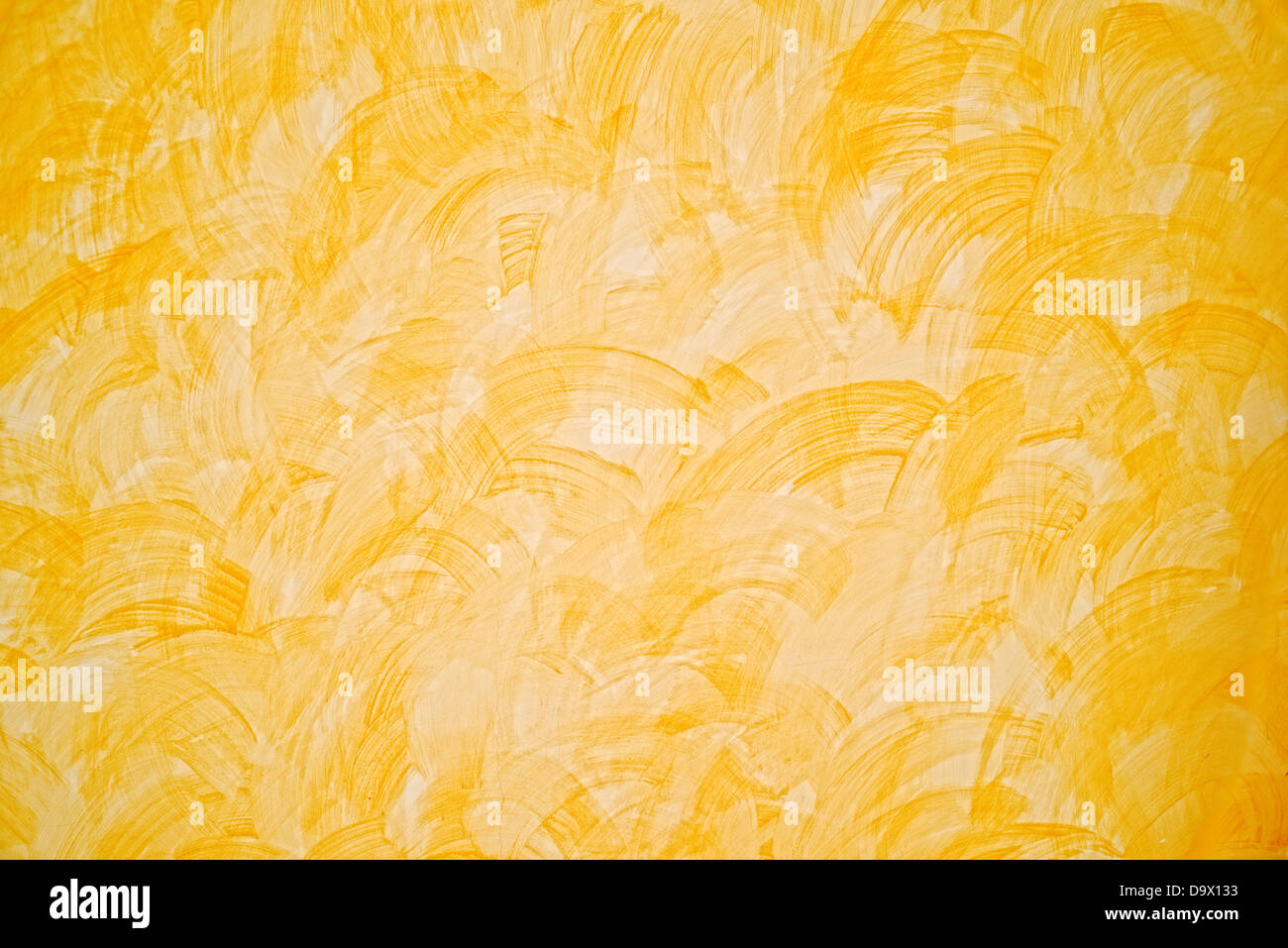 Yellow Wall Paint Texture, Home Interior Background