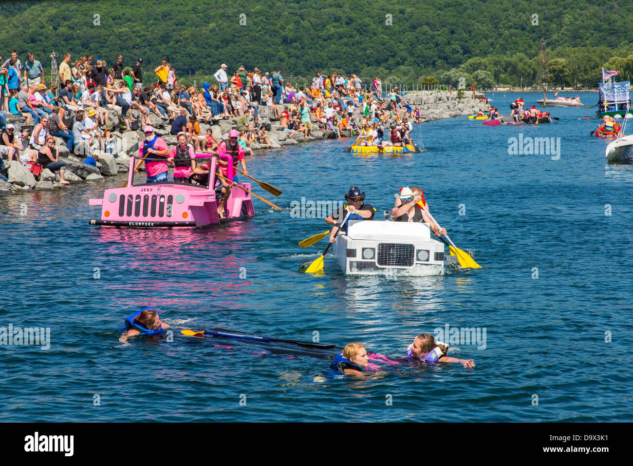 20th Annual Watkins Glen Waterfront Festival & Cardboard ...