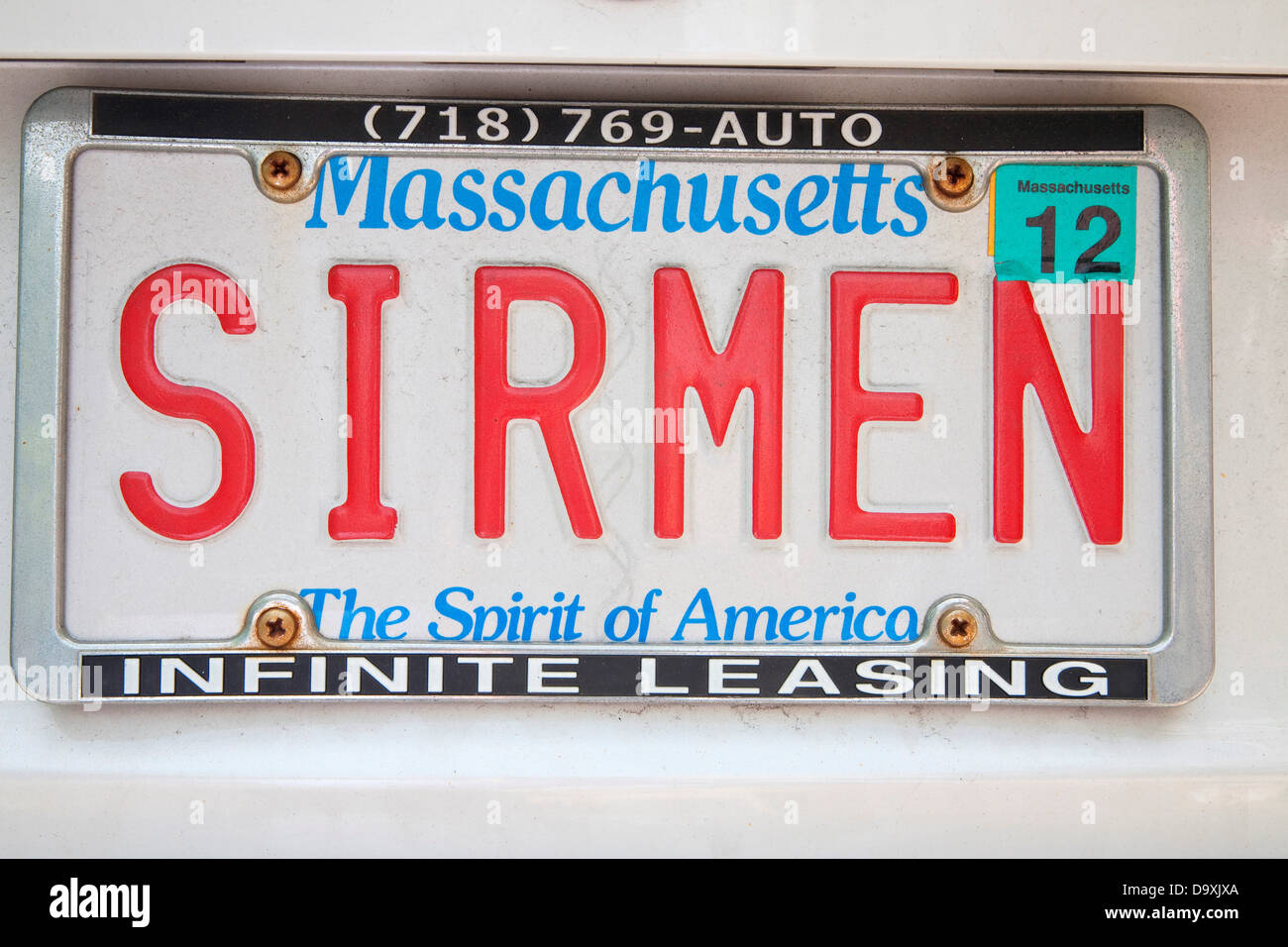 Boston License Plate - Best Plate 2018