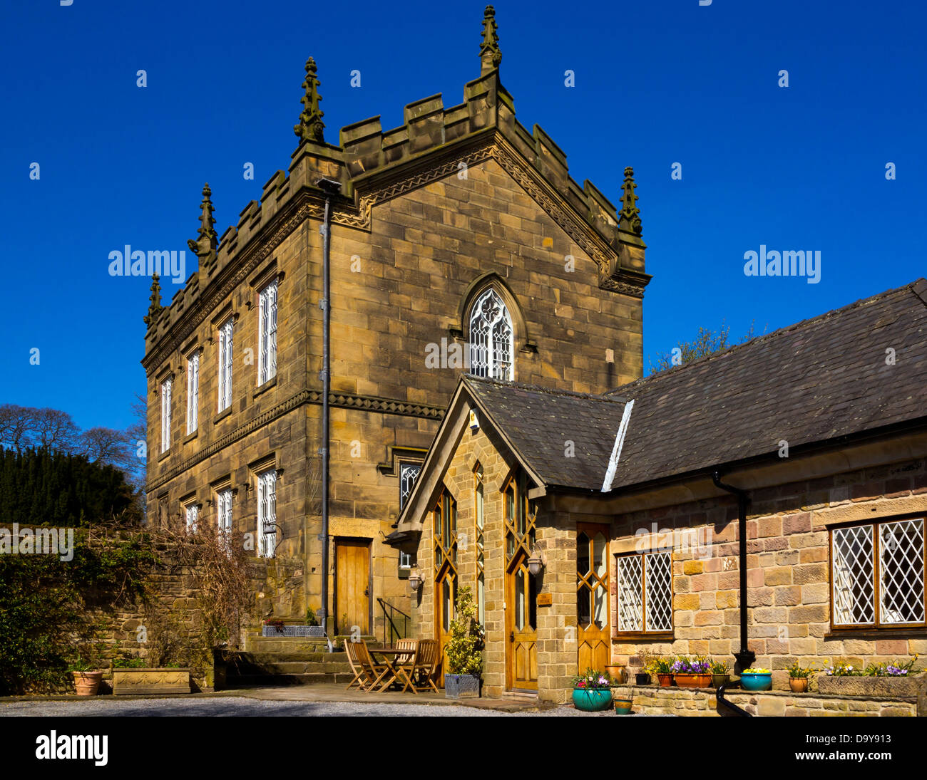 Apartment Search By School District: The Old Grammar School In Wirksworth Derbyshire Dales Peak
