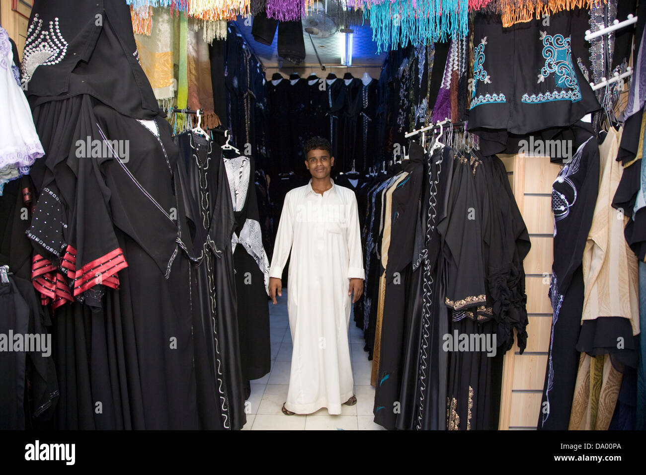 Saudi arabia clothing stores