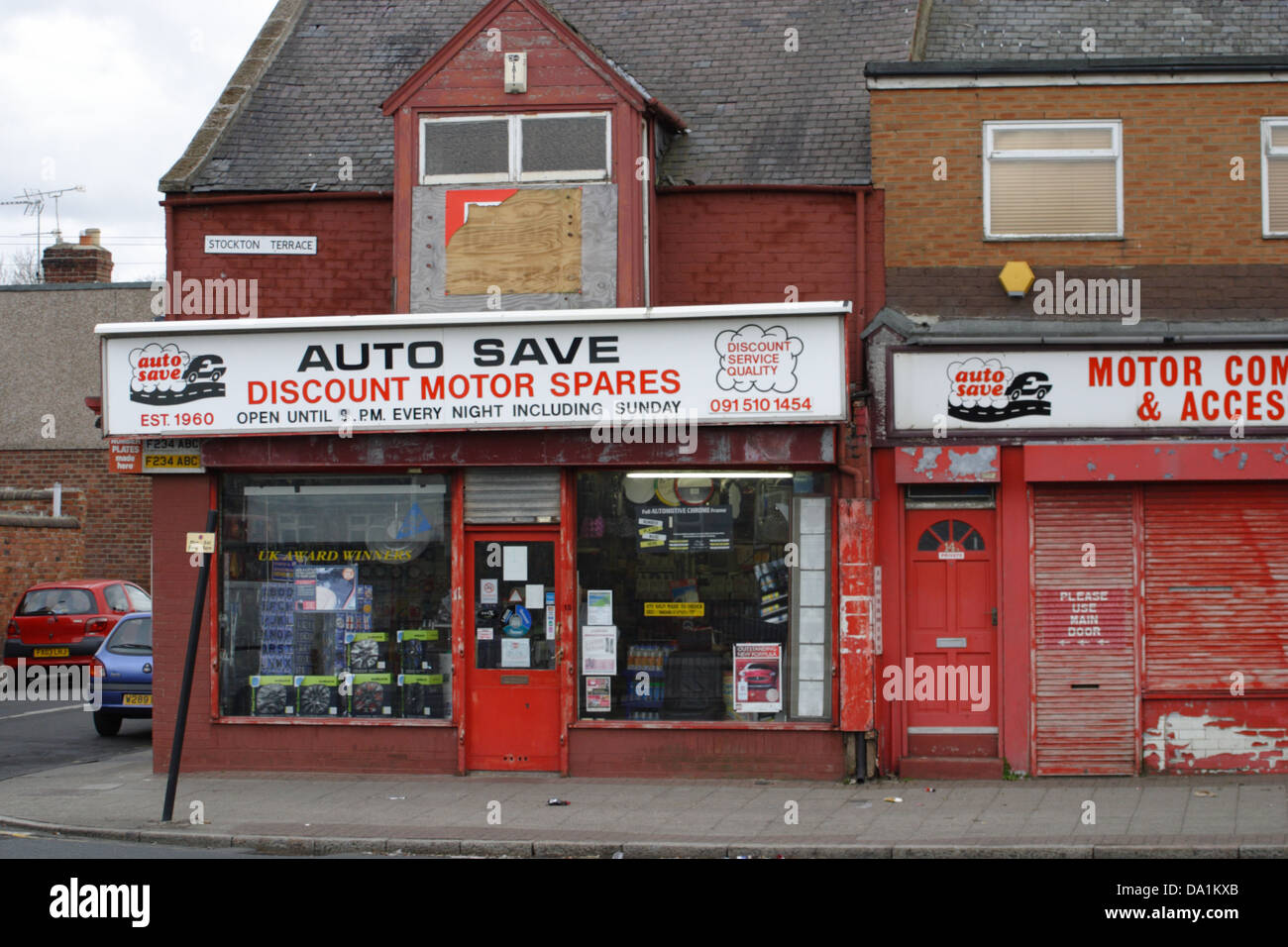 Grangetown Sunderland Car Parts