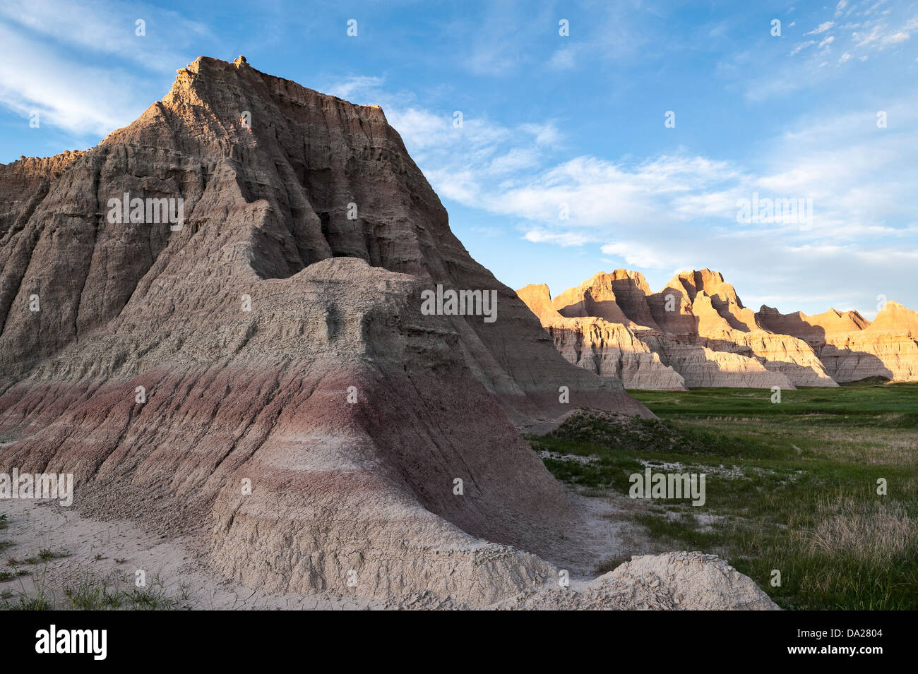 Wind, water and time combine with sedimentary rock layers to form ...