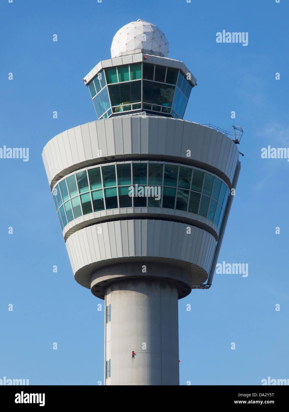 Air Traffic Control Tower Tour