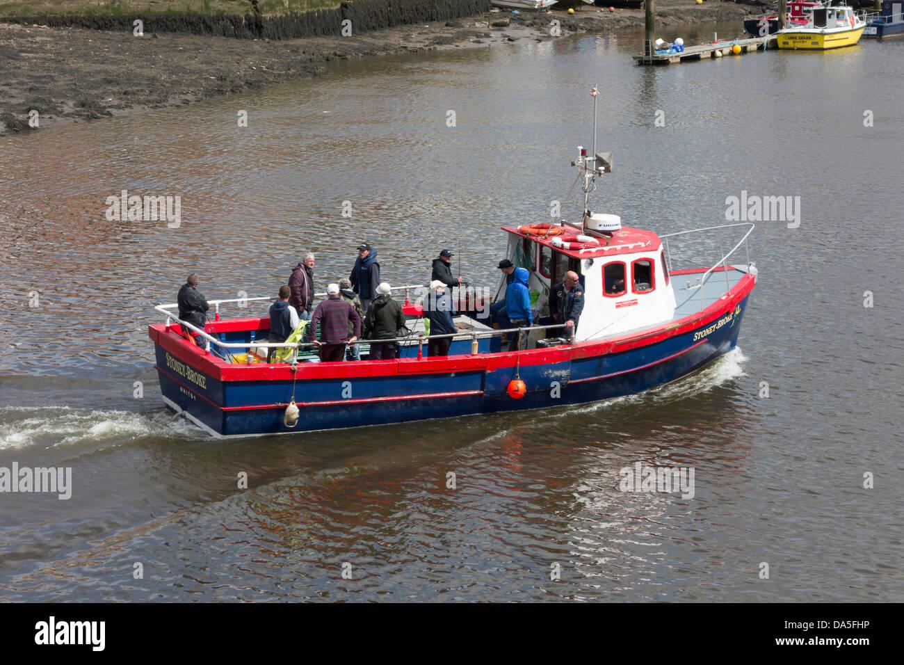 Stoney broke a fishing boat providing three hour sea for Fishing boat trips
