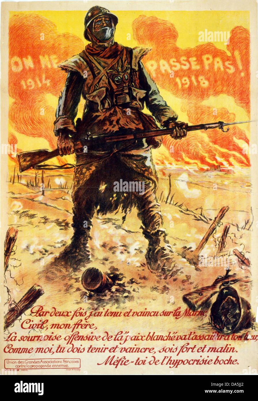 reasons behind world war 1