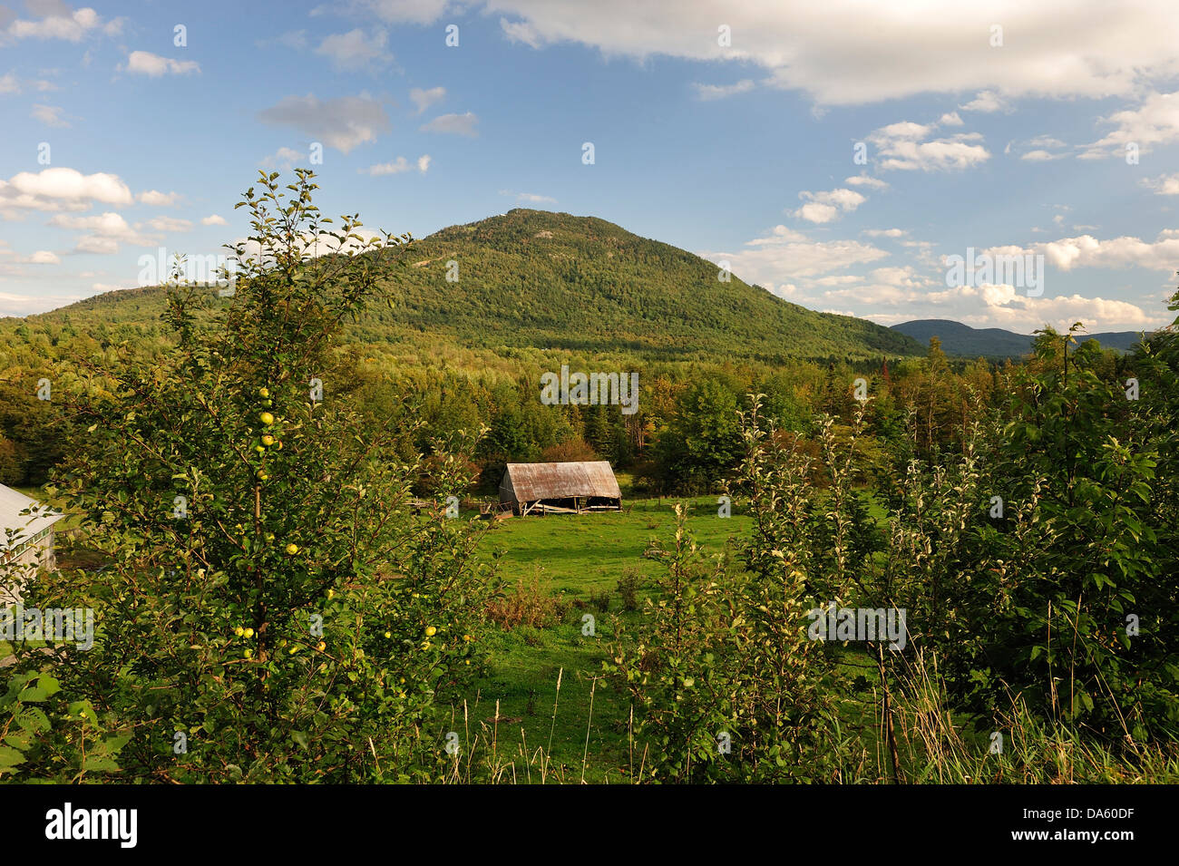 Canada Eastern Quebec Rural Townships Stock Photos Canada - 7 things to see and do in quebecs eastern townships