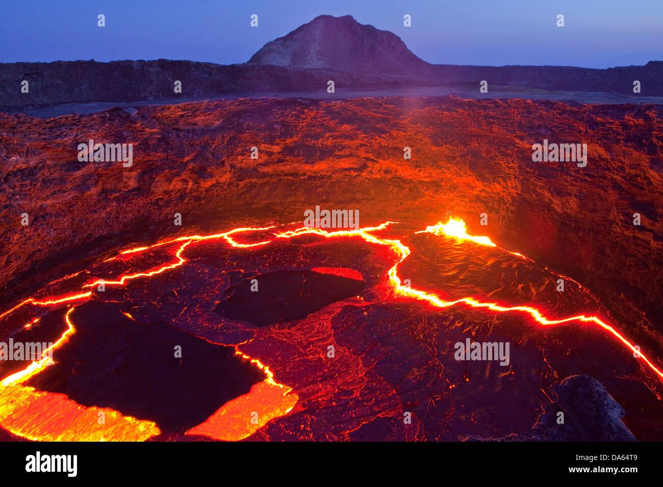 lava mountain volcano - photo #4