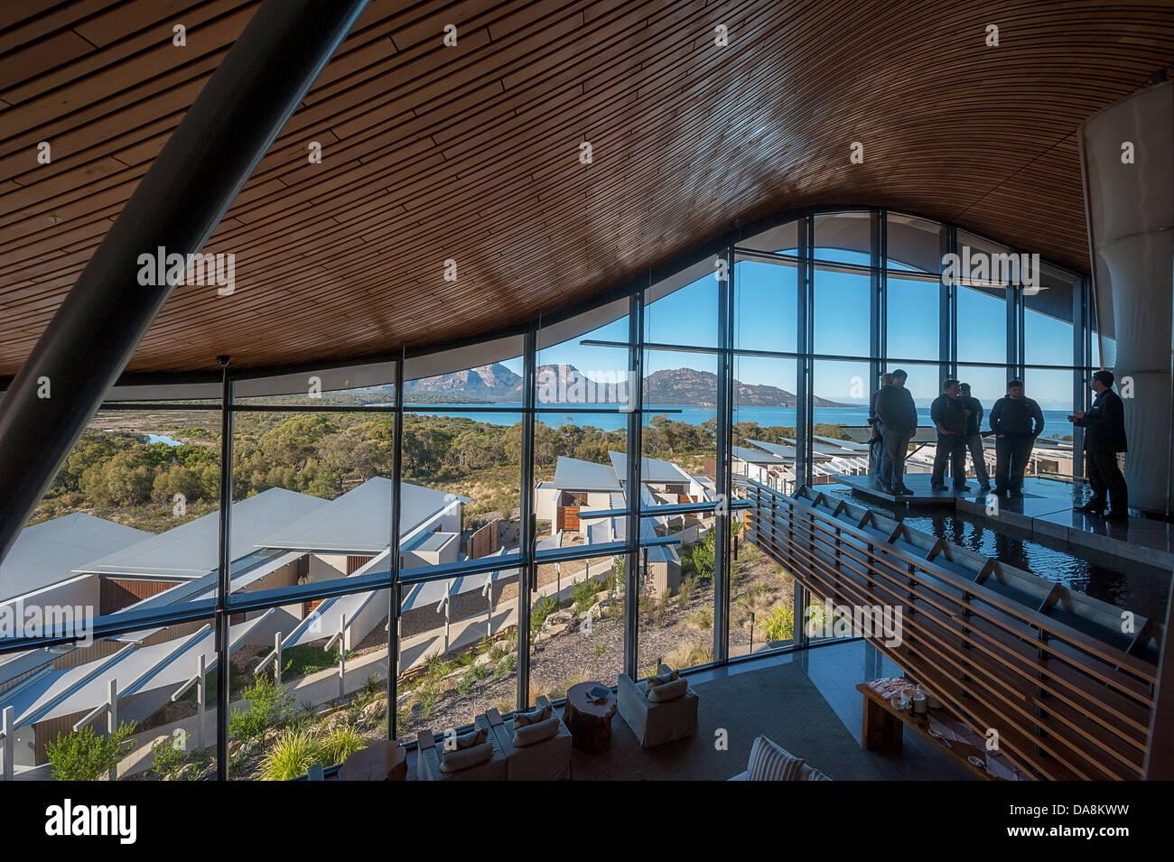Restaurant National Park Tasmania