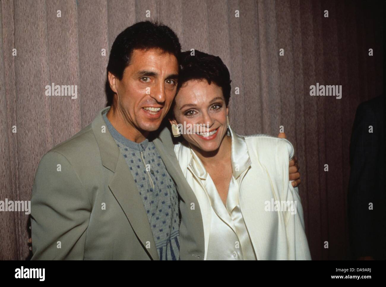 Valerie Harper With Tony By