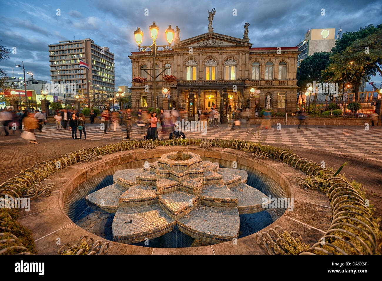 Central America, Costa Rica, San Jose, Centro, City, Center, Teatro,  Theatre, Building, Architecture, Neo Classical, San Jose