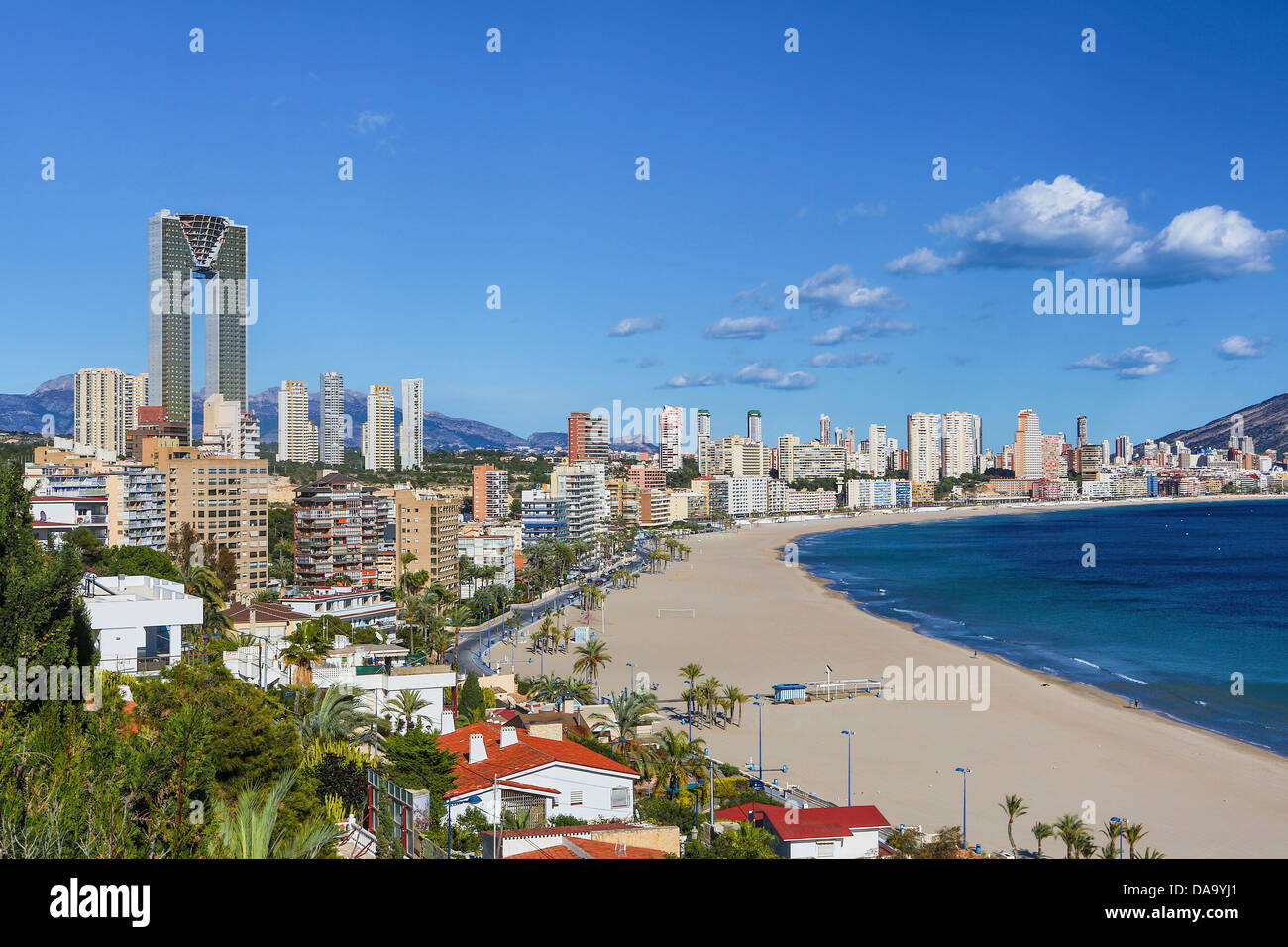 Benidorm - Costa Blanca Spain  city pictures gallery : spain europe benidorm costa blanca architecture beach city coast costa ...