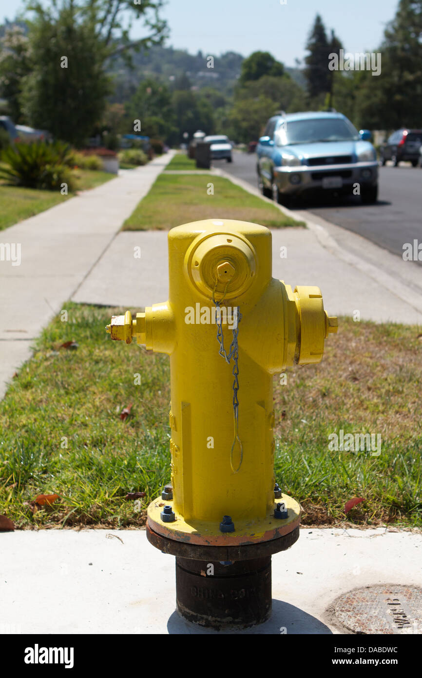 American Fire Hose And Cabinet Emergency Fire Hydrant Stock Photos Emergency Fire Hydrant Stock