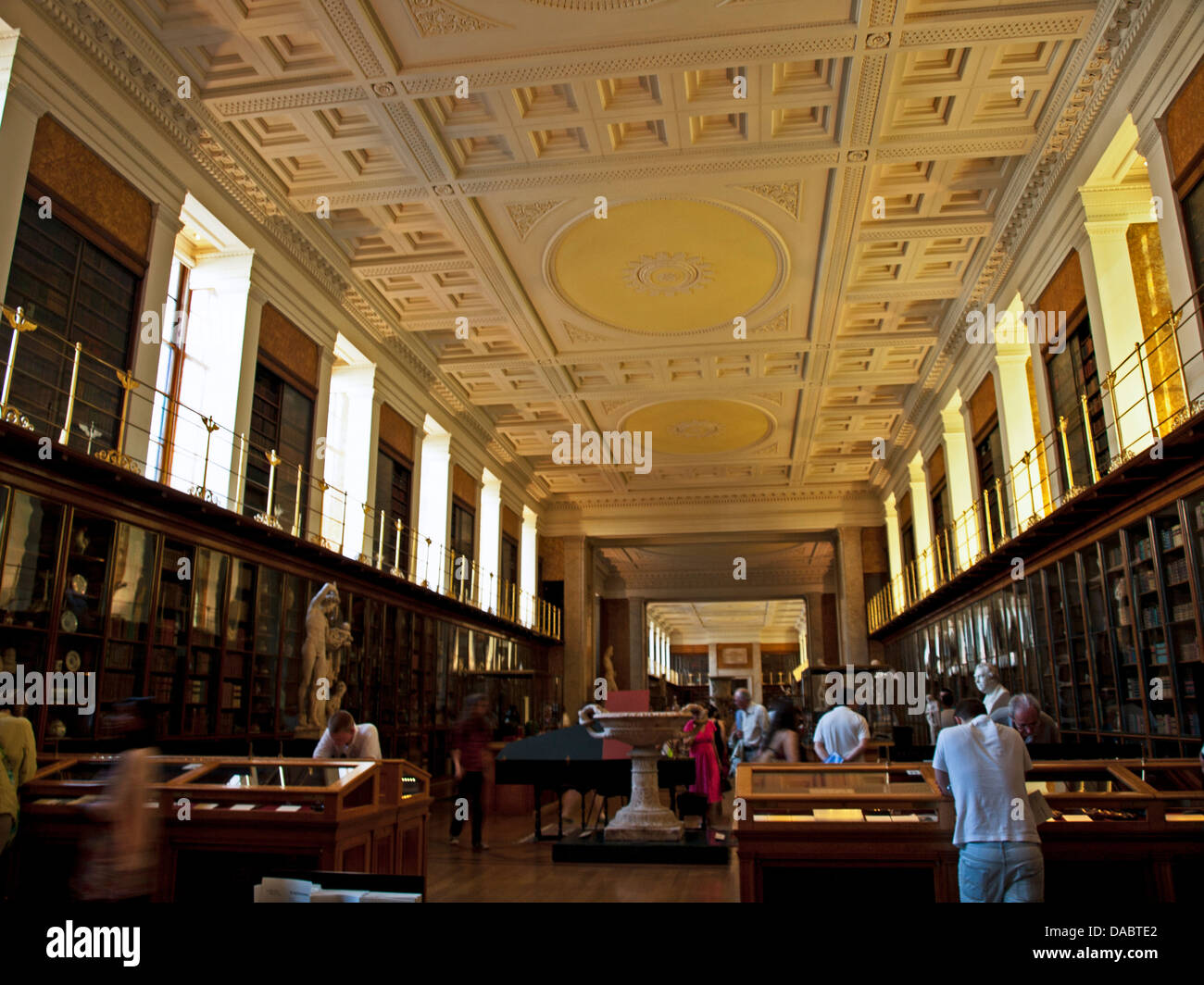 The Kings Library At The British Museum Great Russell Street - Great museums in us