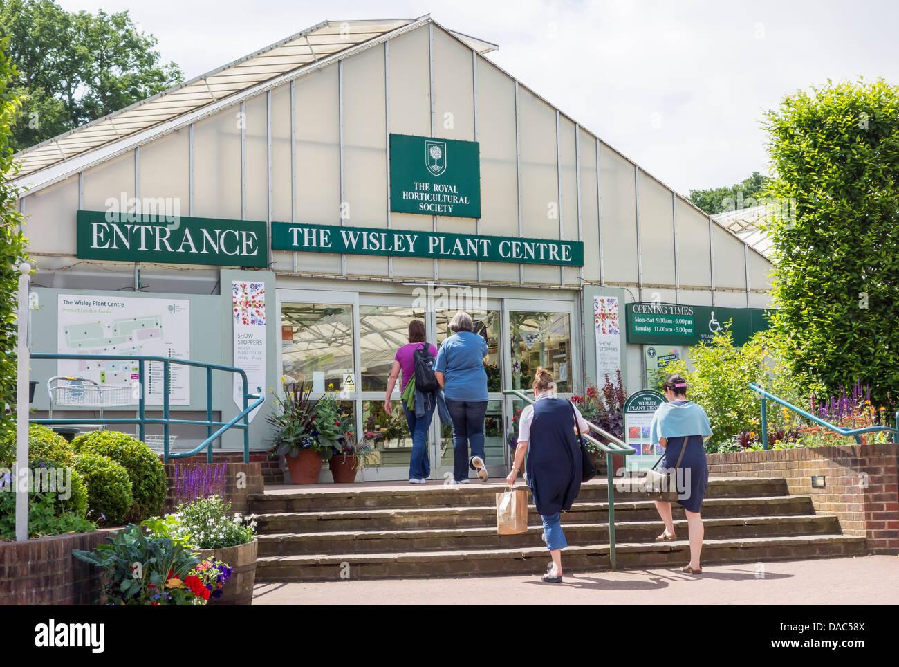 Wisley Garden Centre Garden Ftempo