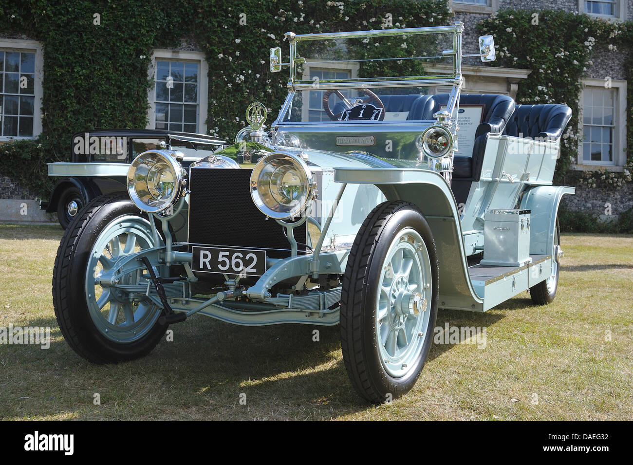 a 1908 rolls royce silver ghost the silver dawn on. Black Bedroom Furniture Sets. Home Design Ideas