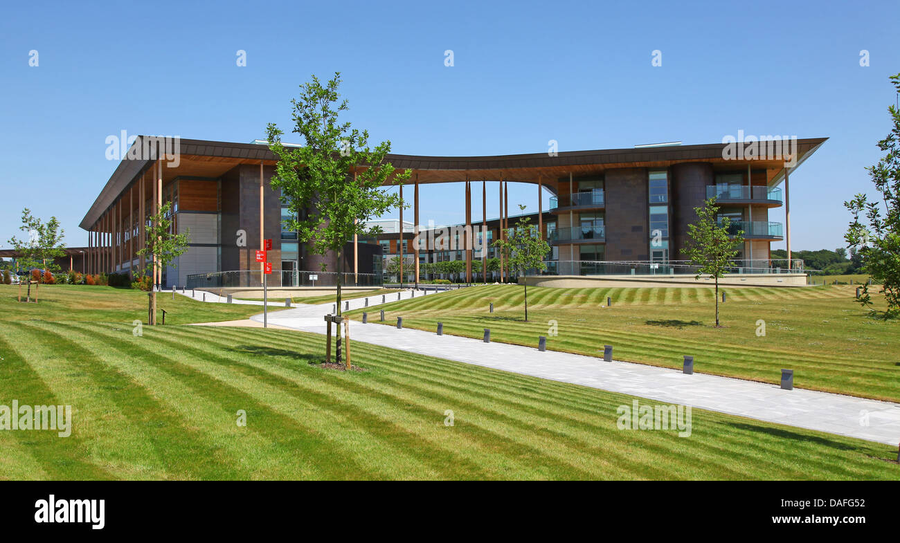 The St Georges Park Hotel