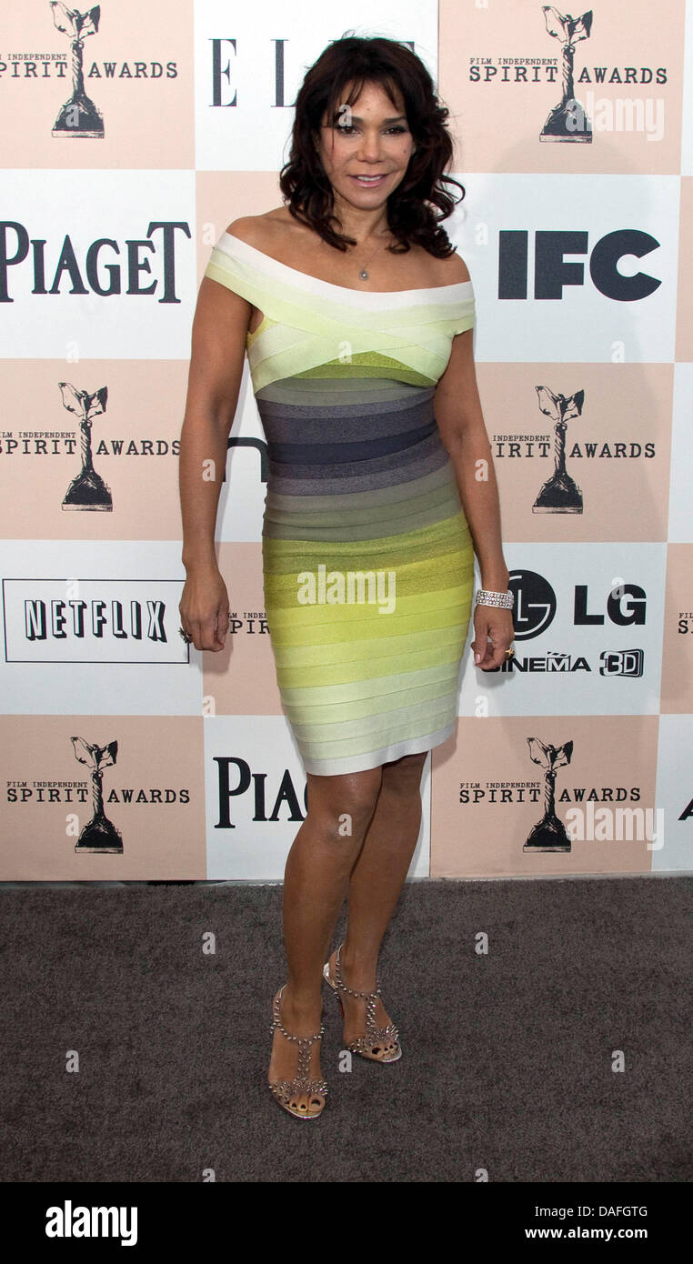 Actress Daphne Rubin-Vega arrives at the 26th Annual Spirit Awards in a tent on Santa Monica Beach in Los Angeles USA on 26 February 2011.  sc 1 st  Alamy & Actress Daphne Rubin-Vega arrives at the 26th Annual Spirit Awards ...