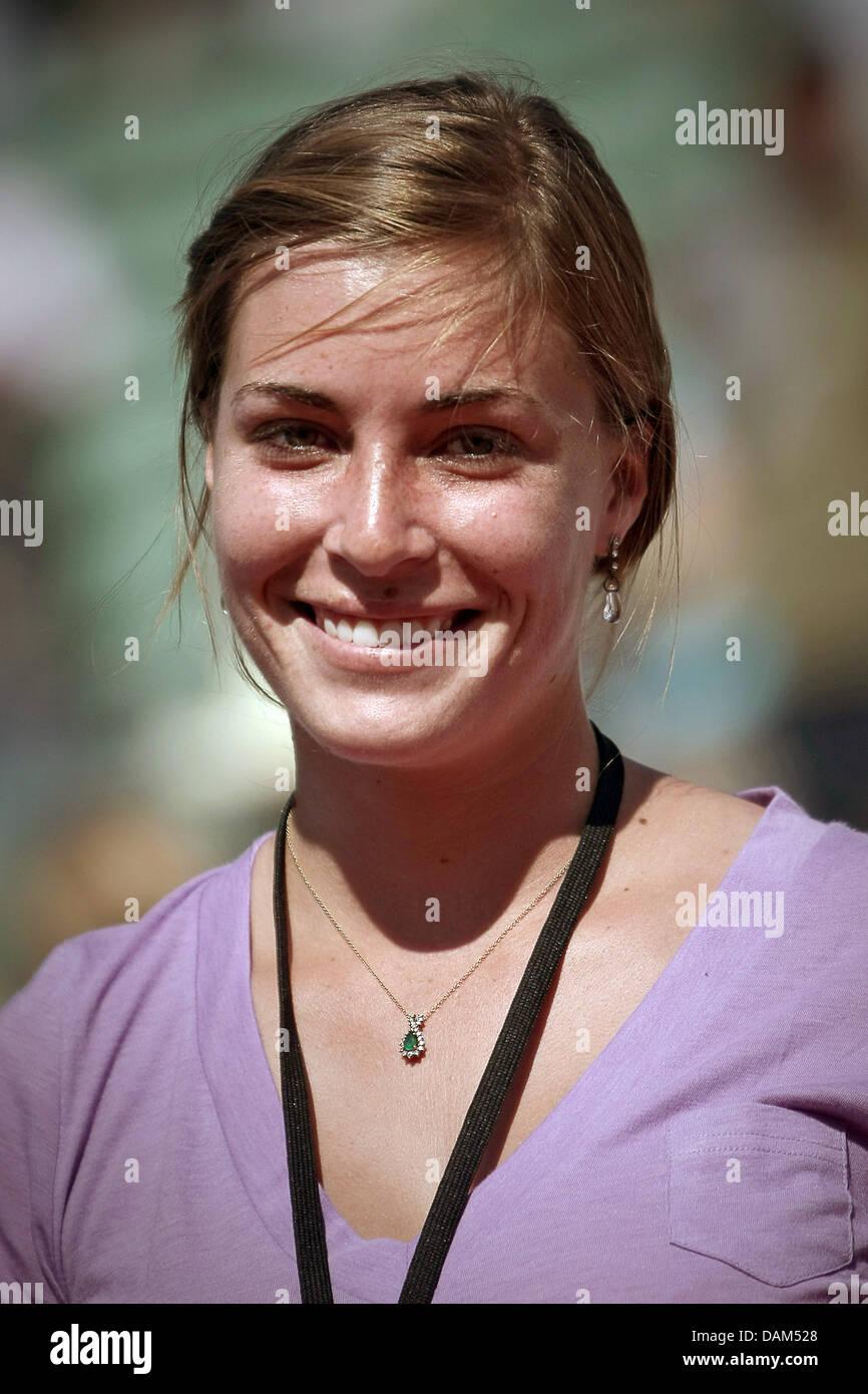 Pro golf player Marika Lendl daughter of former tennis pro Ivan