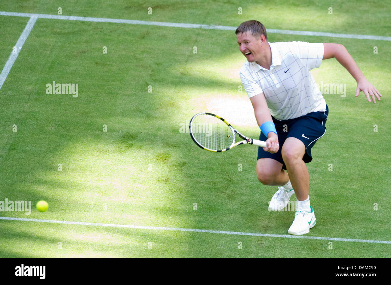 Former world class tennis player Yevgeny Kafelnikov from Russia is