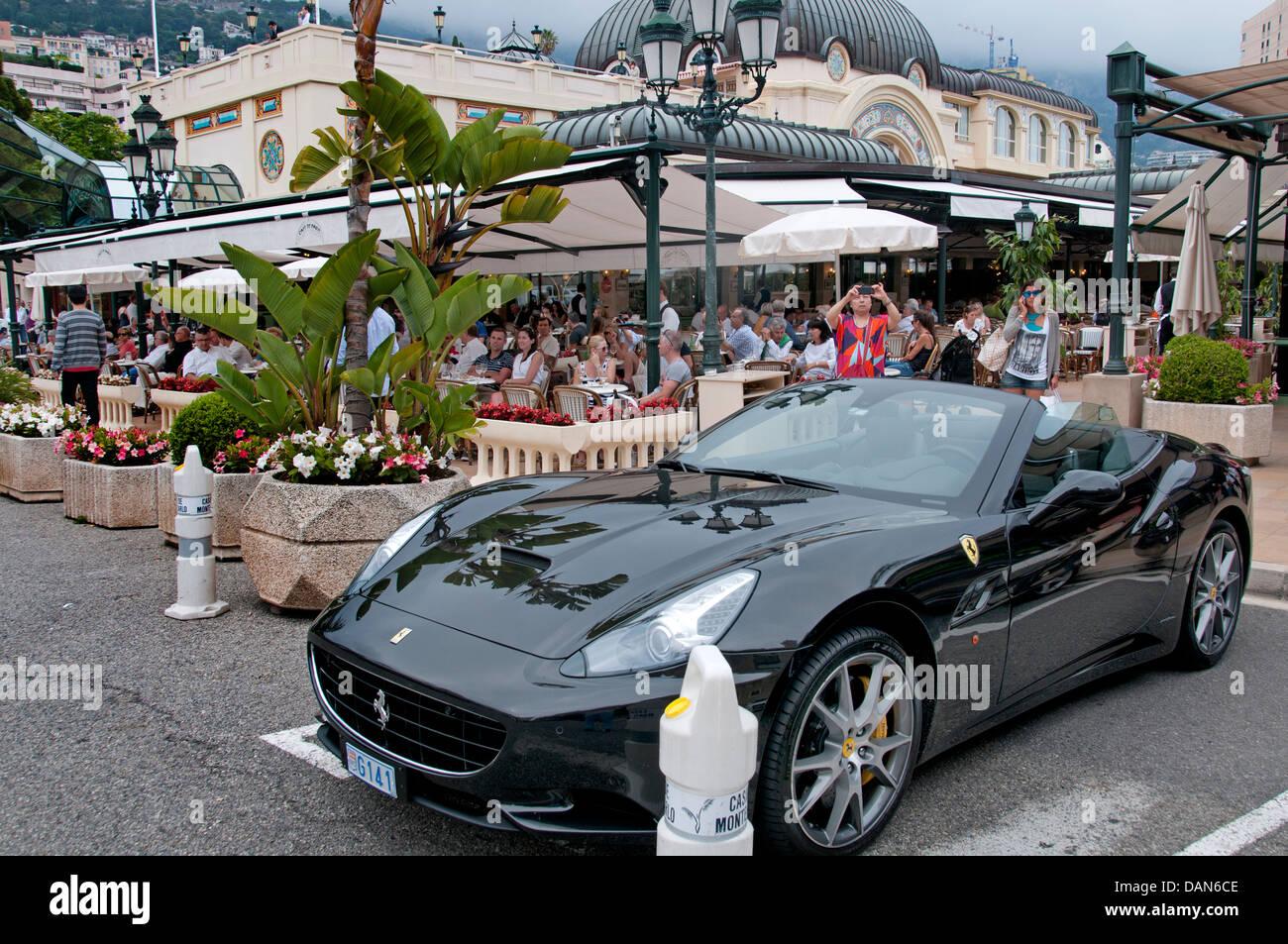 Monte Carlo Bar Cafe