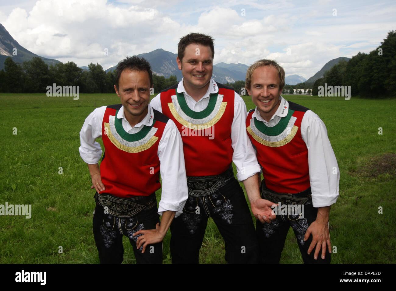 The music band 39 die jungen zillertaler 39 the young for Die jungen zillertaler
