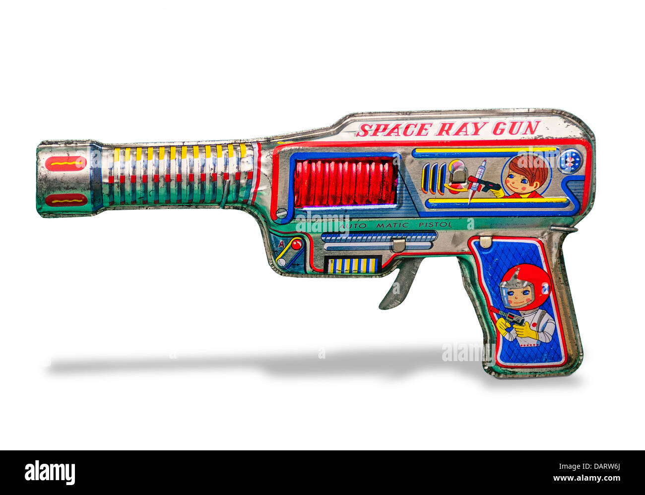 Space Ray Gun Stock Photos & Space Ray Gun Stock Images - Alamy