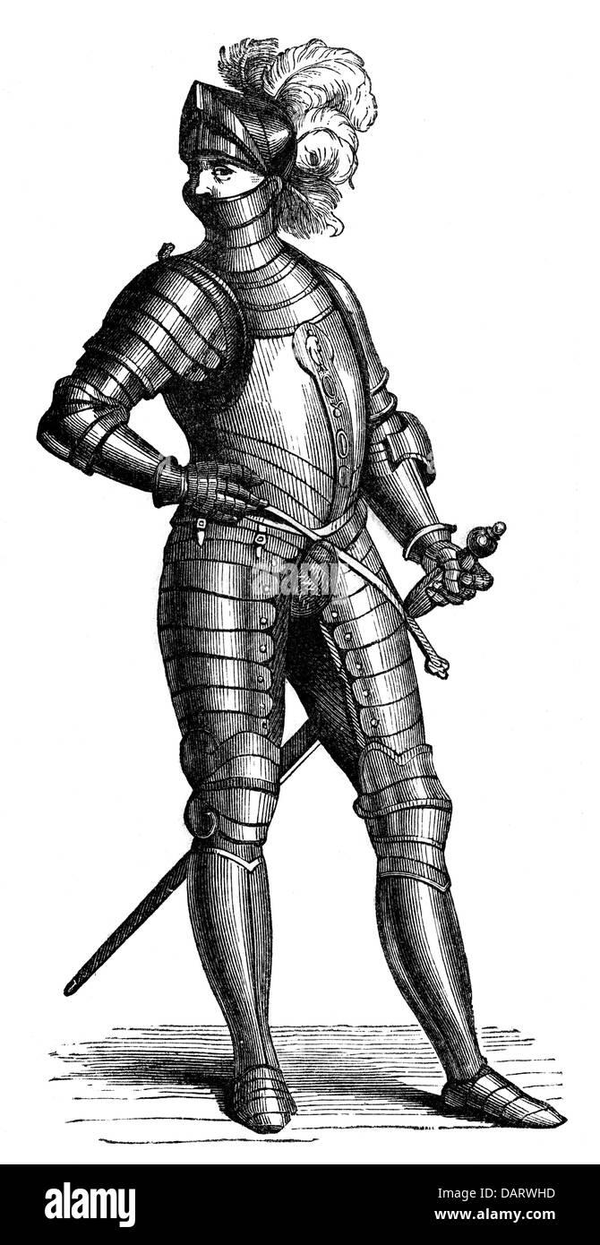 16th Century Knight Stock Photos & 16th Century Knight Stock ...