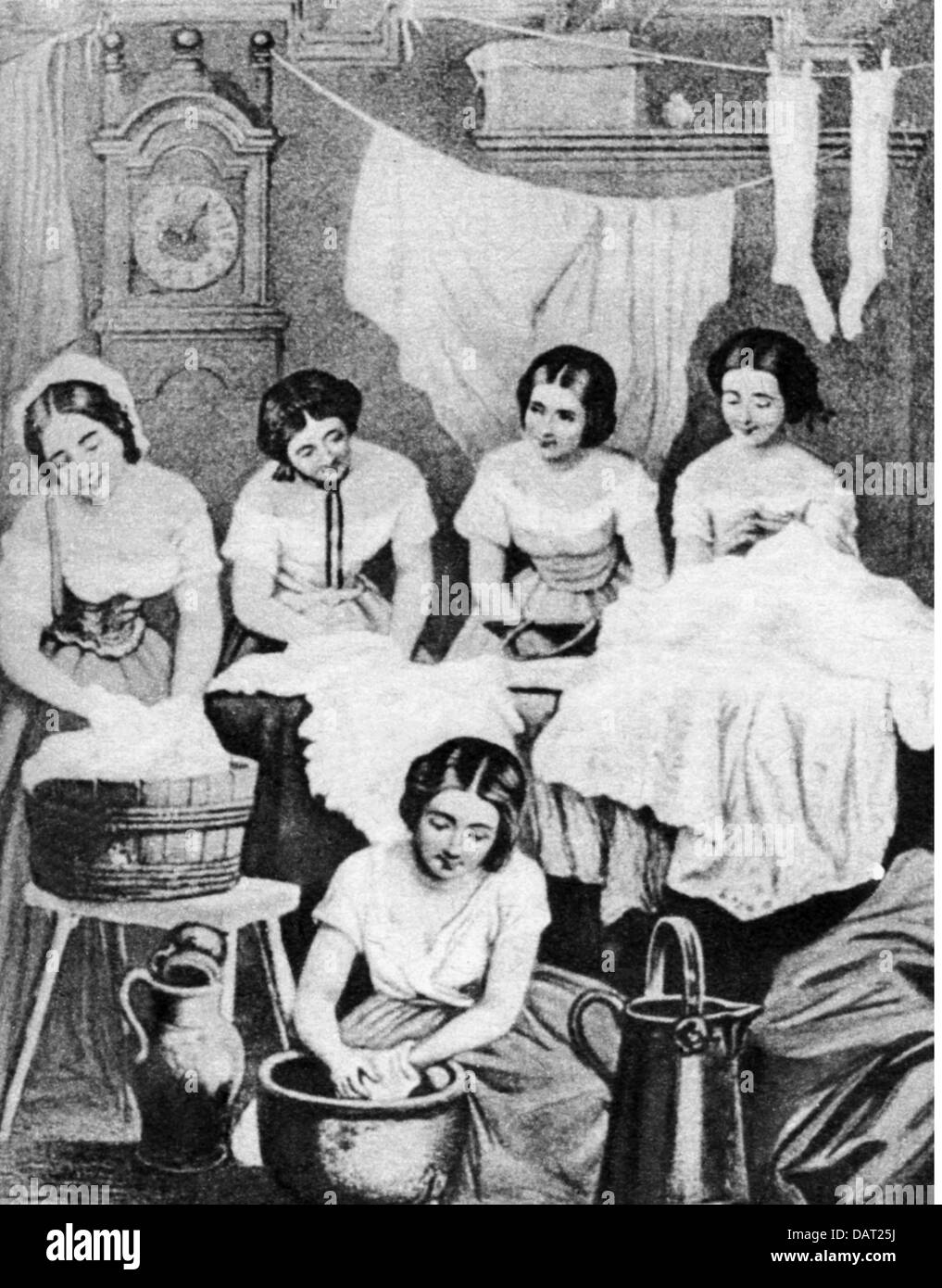 life of women in 19 century 19th century advice for single women: 'sexual indulgences should be kept  a married life conduces to such correctness of living as tends to.