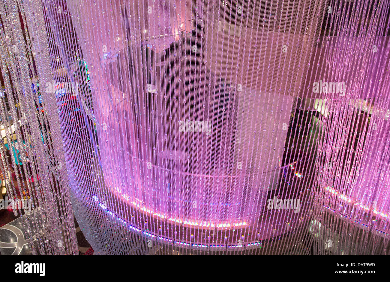 The chandelier bar at the cosmopolitan hotel casino in las vegas the chandelier bar at the cosmopolitan hotel casino in las vegas aloadofball Choice Image