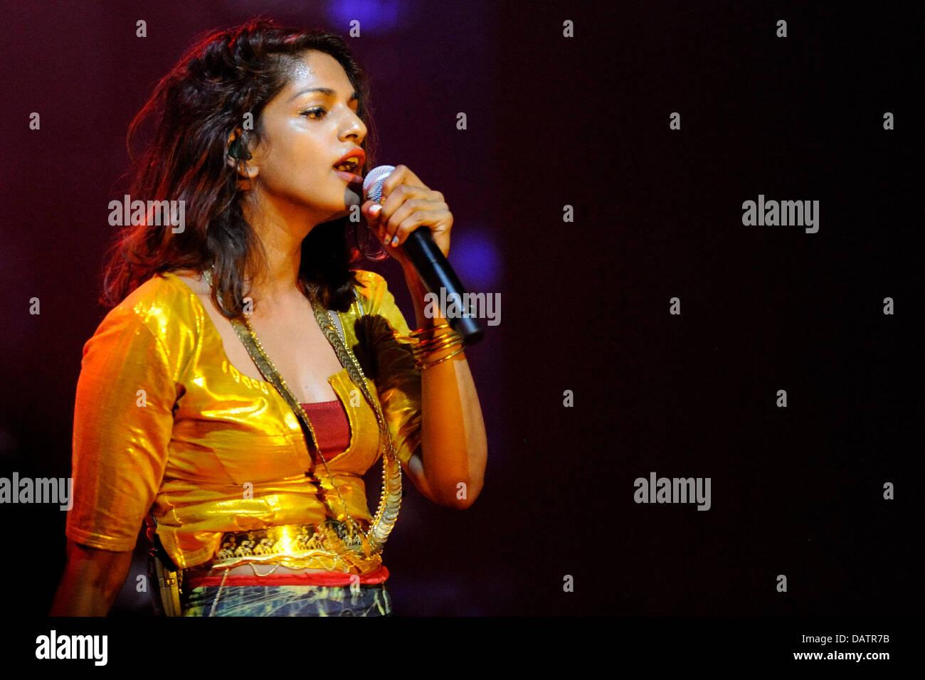 Mathangi Singer