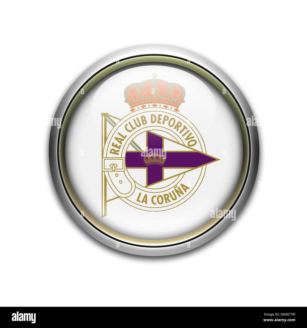 Deportivo de la coruna logo symbol icon flag emblem stock photo deportivo de la coruna logo symbol icon flag emblem biocorpaavc