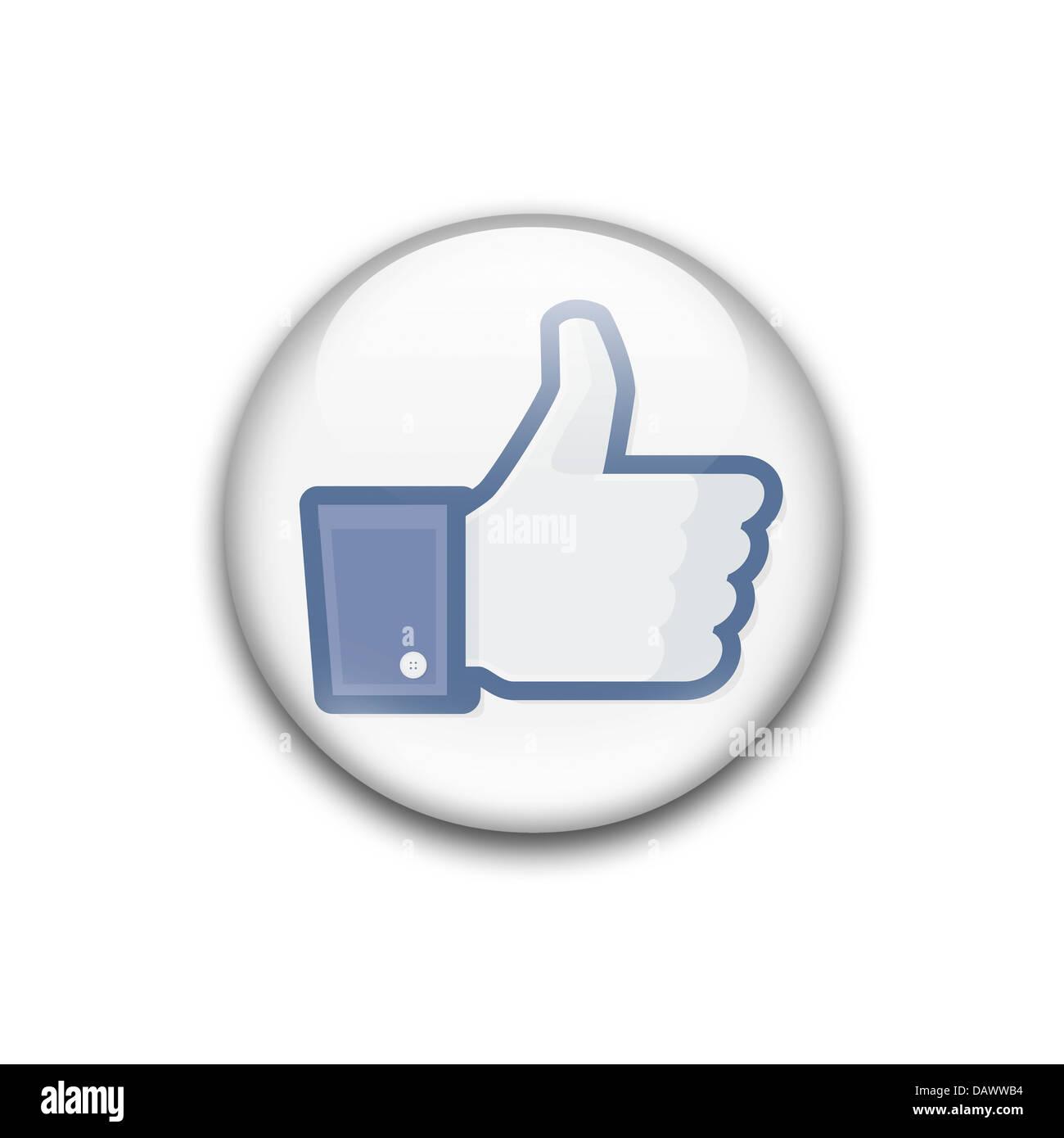 Facebook like logo symbol icon flag emblem stock photo 58346376 alamy facebook like logo symbol icon flag emblem stock photo buycottarizona Image collections