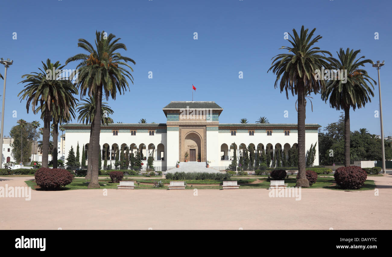 Morocco Government Building