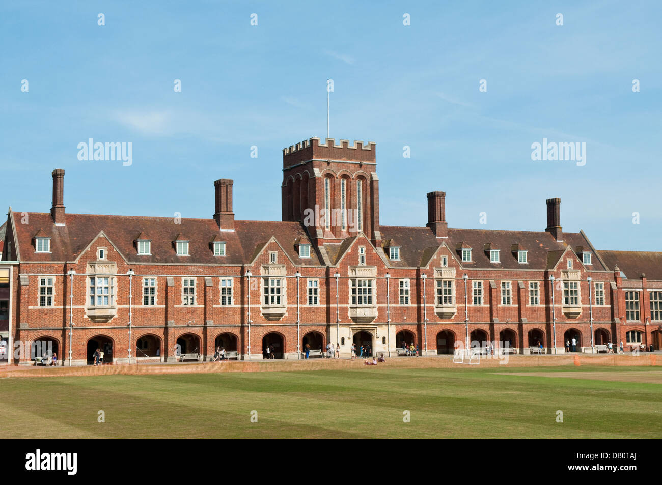 Architecture Lessons Eastbourne College Independent Public School In East