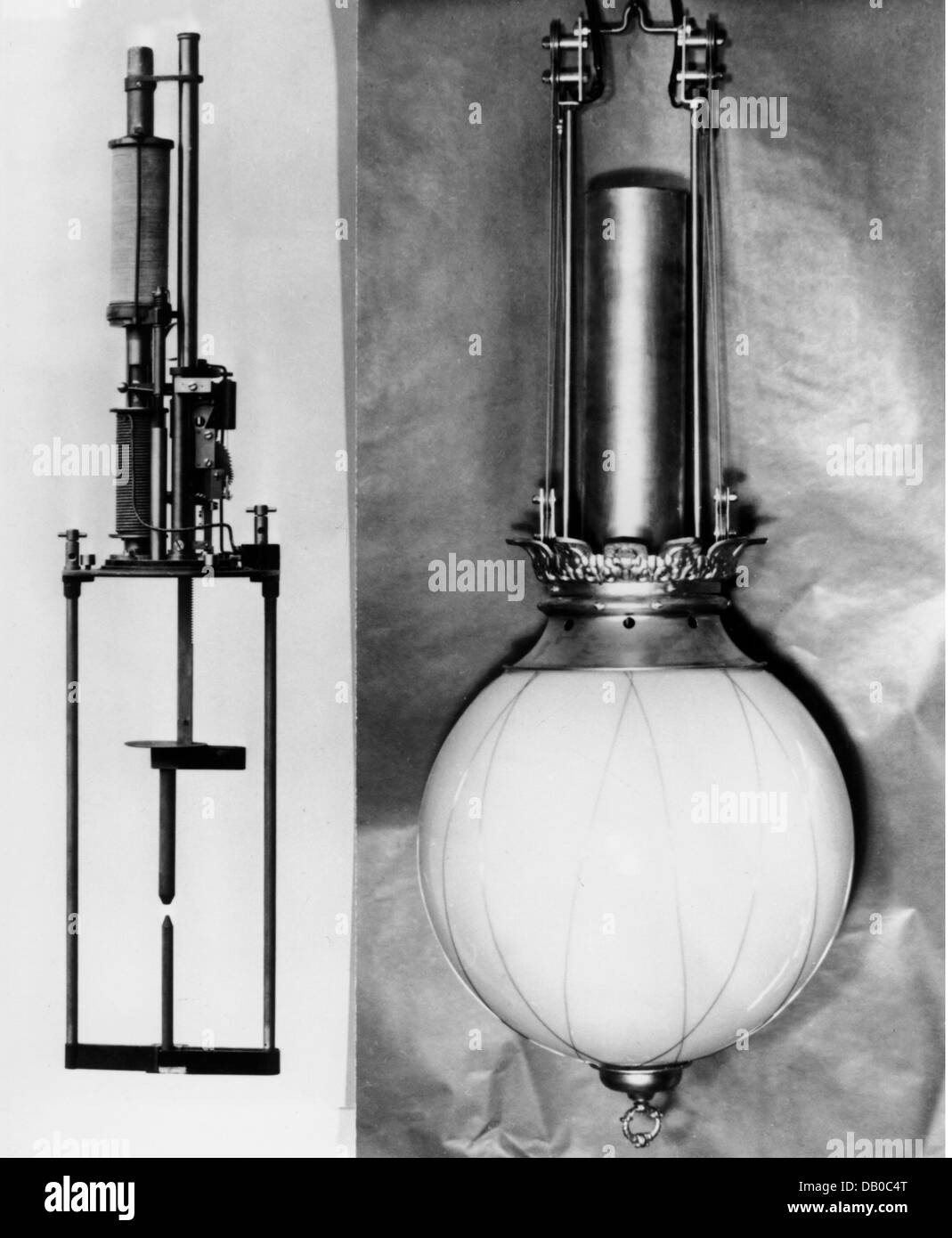 energy, electricity, electric light, differential arc lamp, 1878 ...