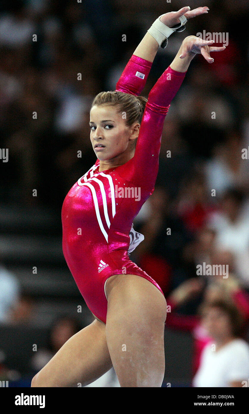 Alicia Sacramone Nude Photos 99