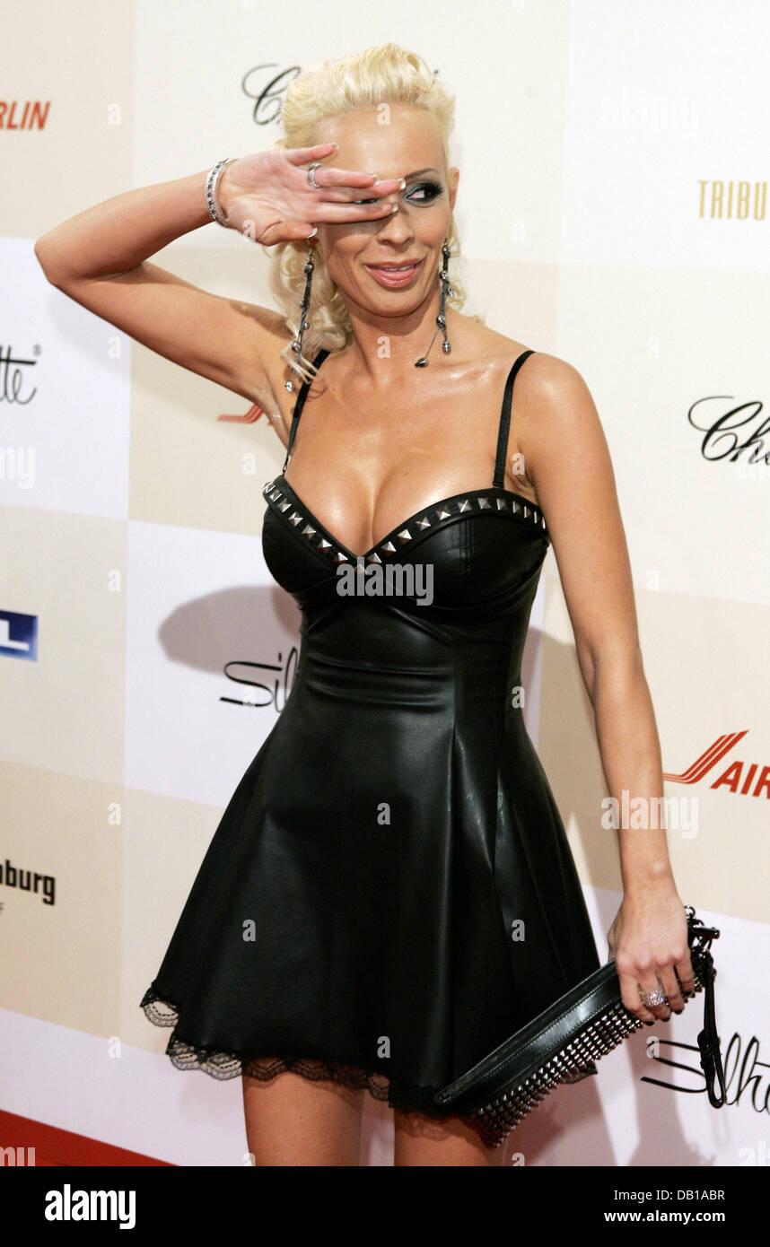 Wife Of Formula One Driver Ralf Schumacher Cora