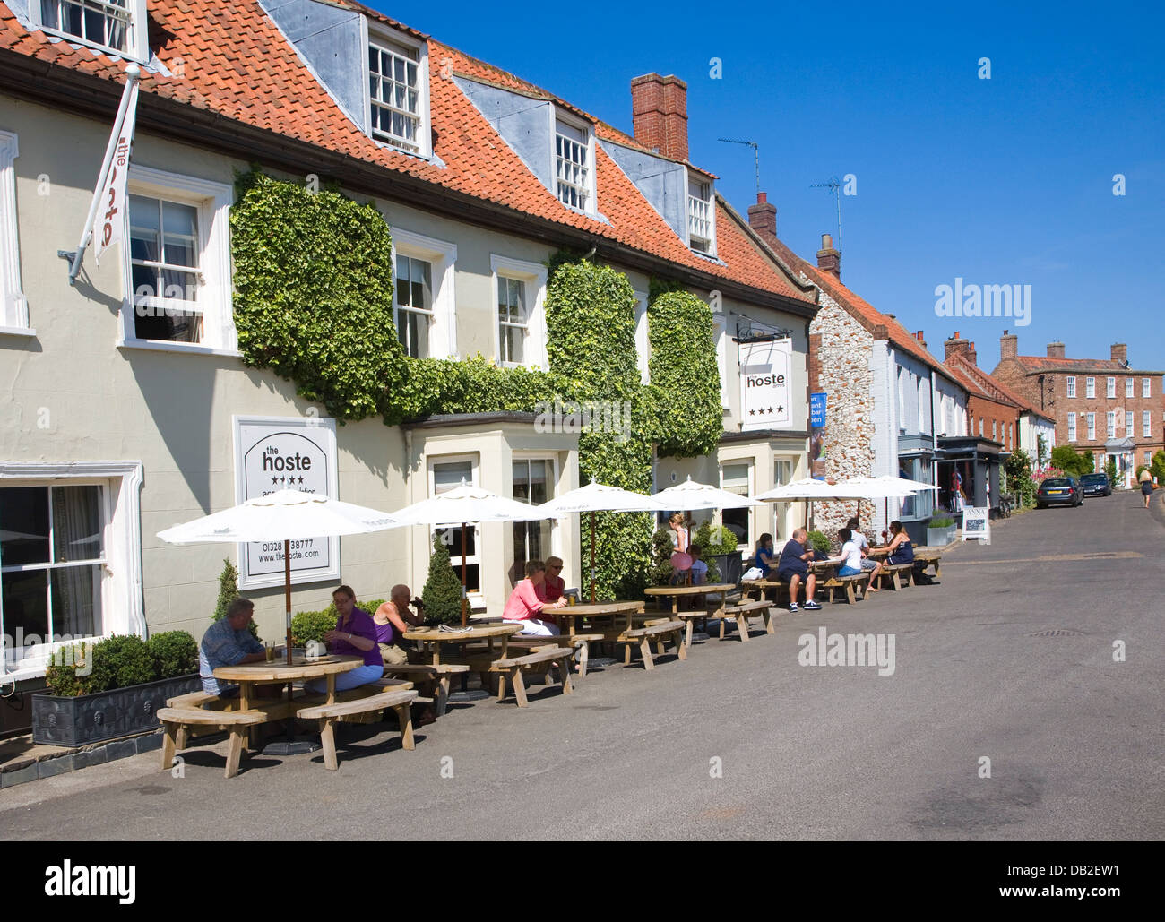 The Hoste, Burnham Market, Norfolk