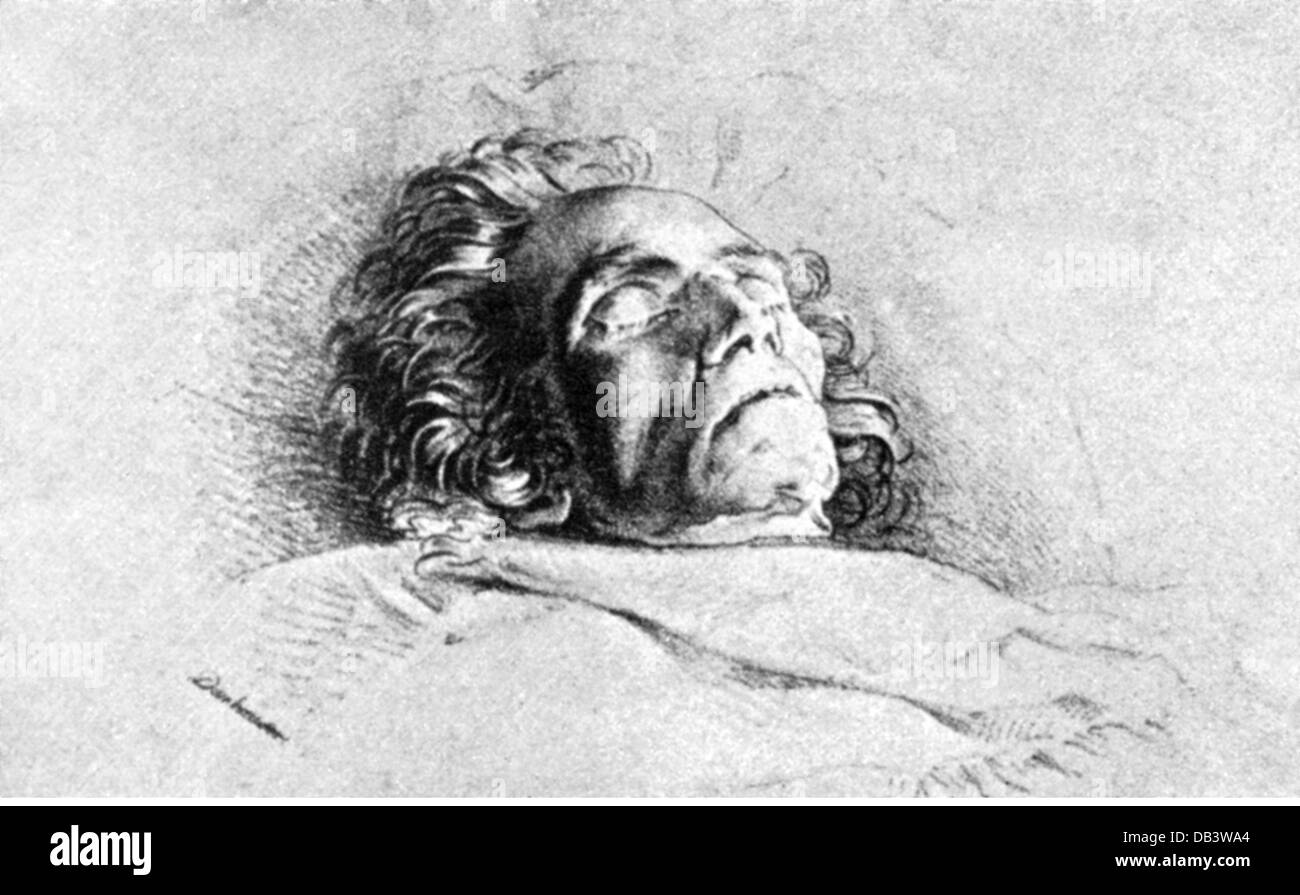 Image result for beethoven die