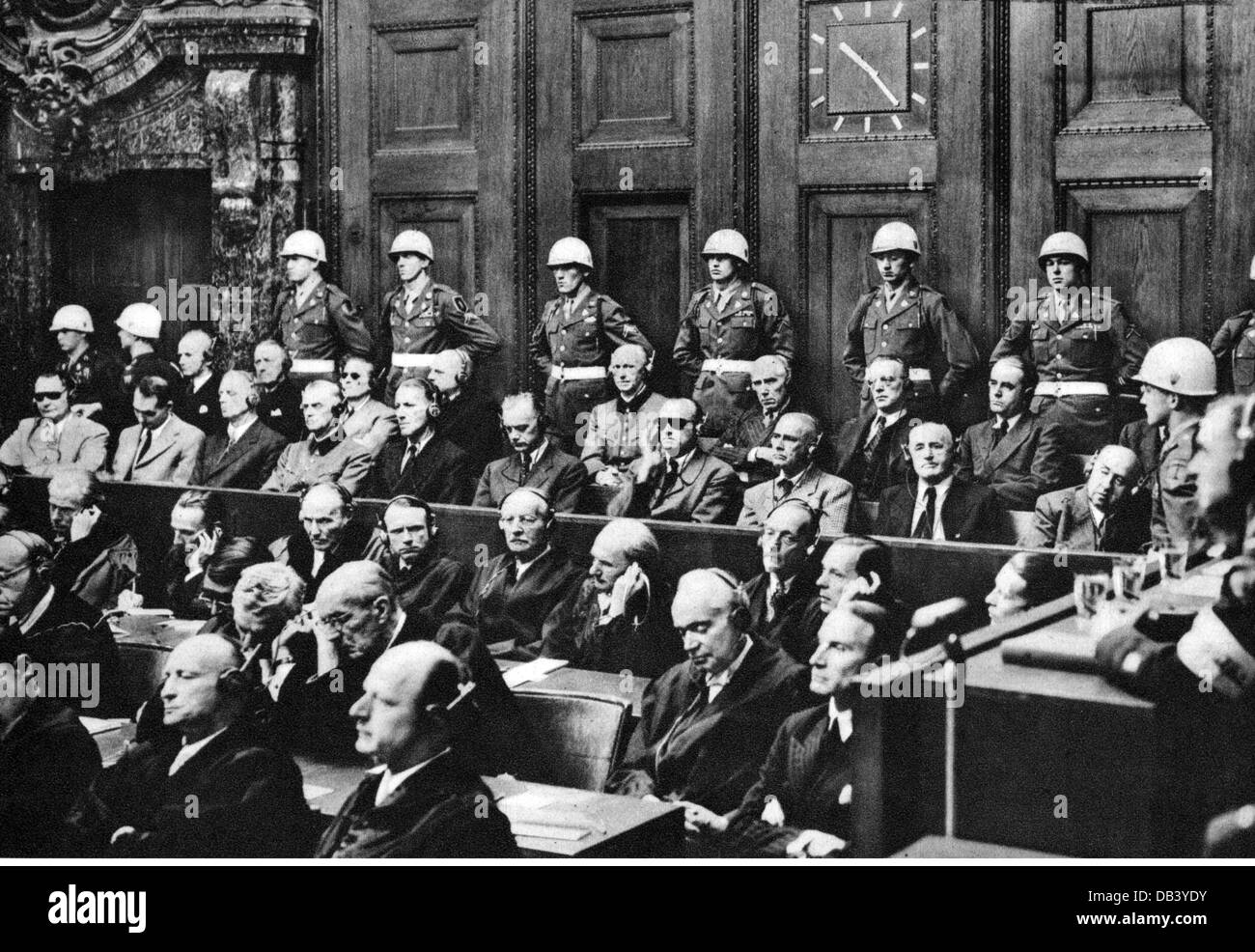 what was the nuremberg trials about Ben ferencz (last living prosecutor from nuremberg): nuremberg trials: its  impact on international jurisprudence and contemporary.