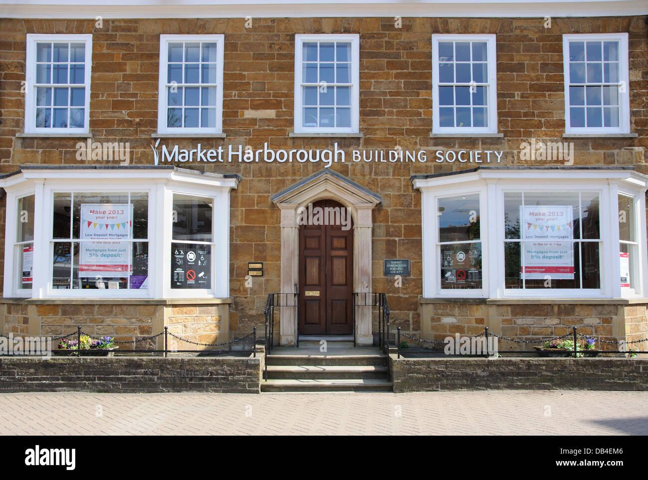 Market Harborough Building Society Head Office
