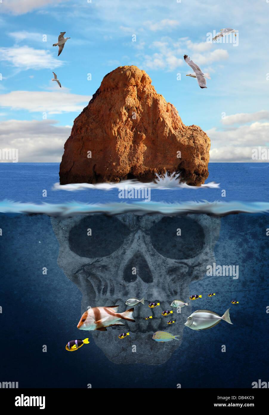 Skull Sky Island